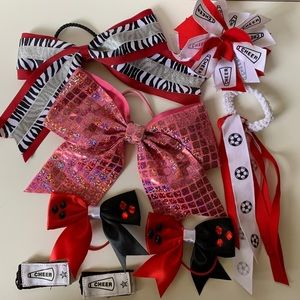 Other - Fashion/Cheerleading Bows